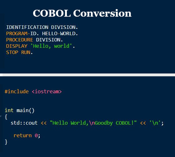 COBOL Conversion: How to Ensure Your Success