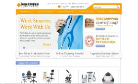 Ecommerce Volusion Website Design