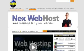 Hosting Website Development