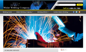 Industrial Website Development